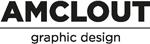 AM CLOUT Logo